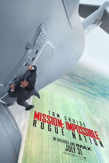 Mission Impossible: Rouge Nation - 2015-07-31 00:00:00