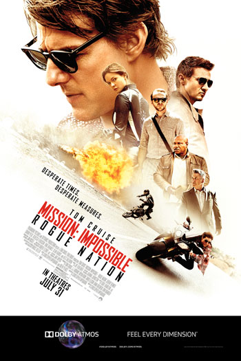 Mission Impossible: Rouge Nation ATMOS - 2015-07-31 00:00:00