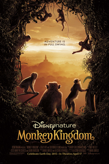 Monkey Kingdom - Apr 17, 2015