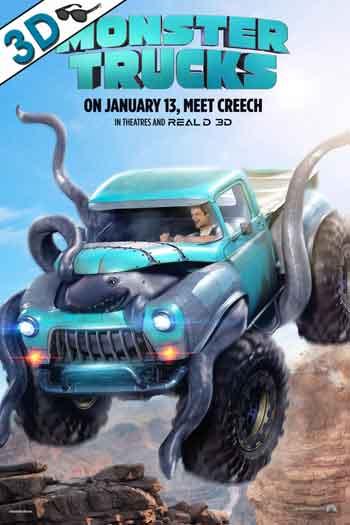 Monster Trucks 3D - 2017-01-13 00:00:00