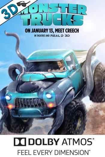 Monster Trucks 3D ATMOS - 2017-01-13 00:00:00