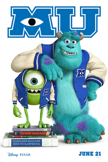 Monsters University 2D - 2013-06-21 00:00:00