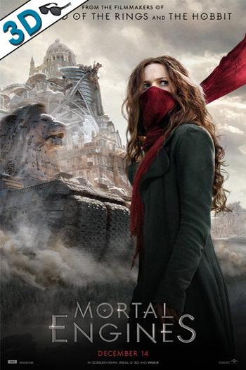 Mortal Engines 3D - 2018-12-14 00:00:00