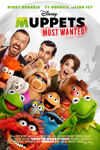 Muppets Most Wanted - 2014-03-21 00:00:00