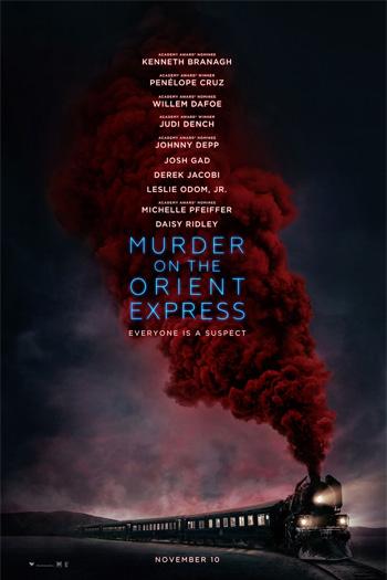 Murder on the Orient Express - Nov 10, 2017