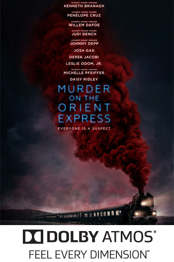 Murder on the Orient Express ATMOS