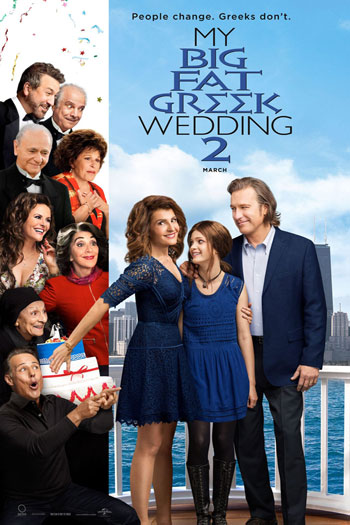 My Big Fat Greek Wedding 2 - 2016-03-25 00:00:00