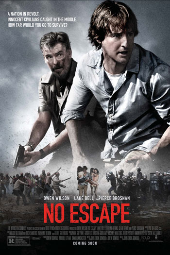 No Escape - 2015-08-26 00:00:00