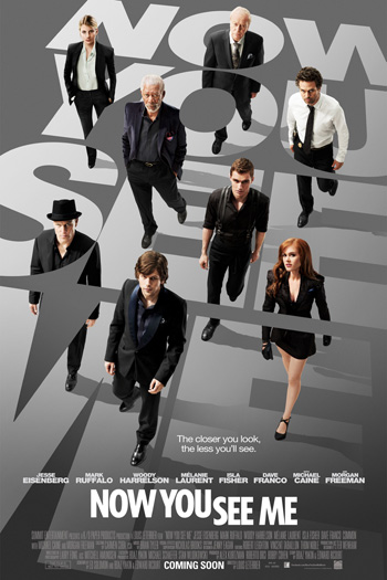 Now You See Me - May 31, 2013