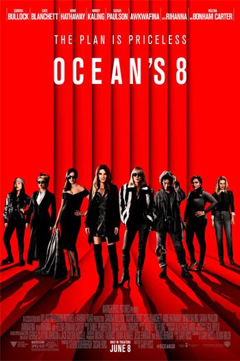 Ocean's 8 - Jun 8, 2018