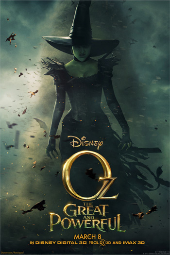Oz The Great and Powerful 2D - 2013-03-08 00:00:00