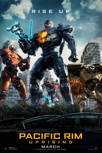 Pacific Rim: Uprising - 2018-03-23 00:00:00