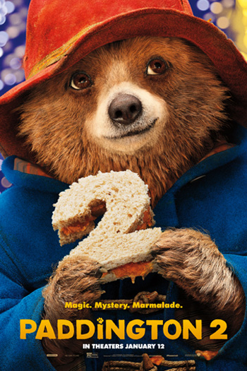 Paddington 2 - Jan 12, 2018