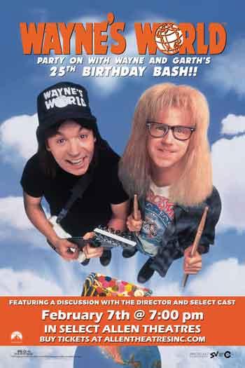 Party On With Wayne and Garth: Wayne's World 25th Birthday Bash - Feb 8, 2017