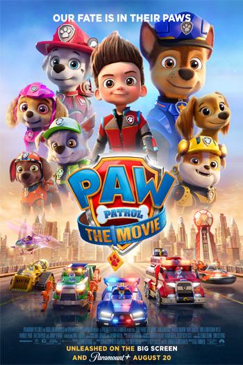 Paw Patrol: The Movie - 2021-08-20 00:00:00