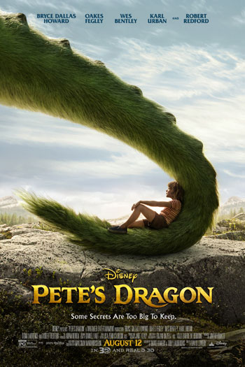 Pete's Dragon - Aug 12, 2016