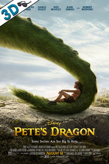 Pete's Dragon 3D - 2016-08-12 00:00:00