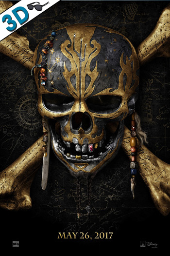 Pirates of the Caribbean: Dead Men Tell No Tales 3D - 2017-05-26 00:00:00