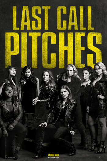 Pitch Perfect 3 - Dec 22, 2017