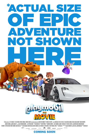 Playmobil: The Movie - 2019-12-06 00:00:00