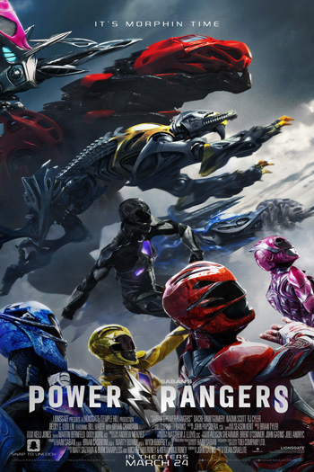 Power Rangers - 2017-03-24 00:00:00
