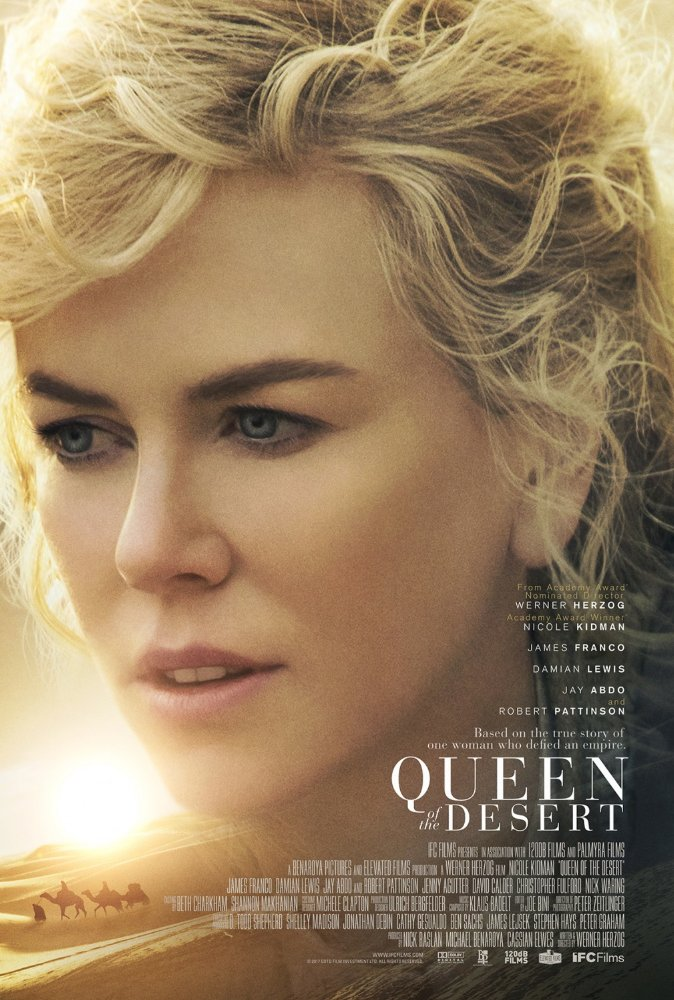 Queen of the Desert - 2017-05-24 00:00:00
