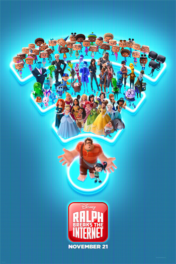 Ralph Breaks the Internet - 2018-11-21 00:00:00