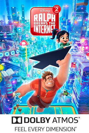 Ralph Breaks the Internet ATMOS - 2018-11-21 00:00:00