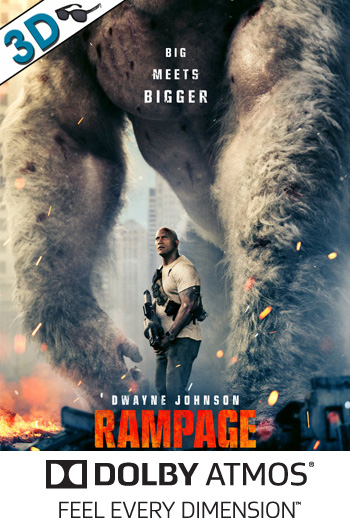 Rampage 3D ATMOS - 2018-04-13 00:00:00