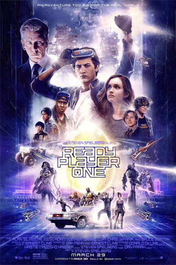 Ready Player One - 2018-03-29 00:00:00