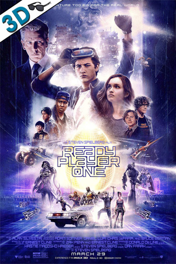 Ready Player One 3D - 2018-03-29 00:00:00