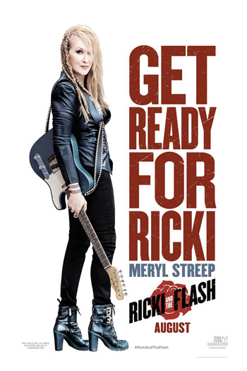 Ricki and the Flash - 2015-08-07 00:00:00