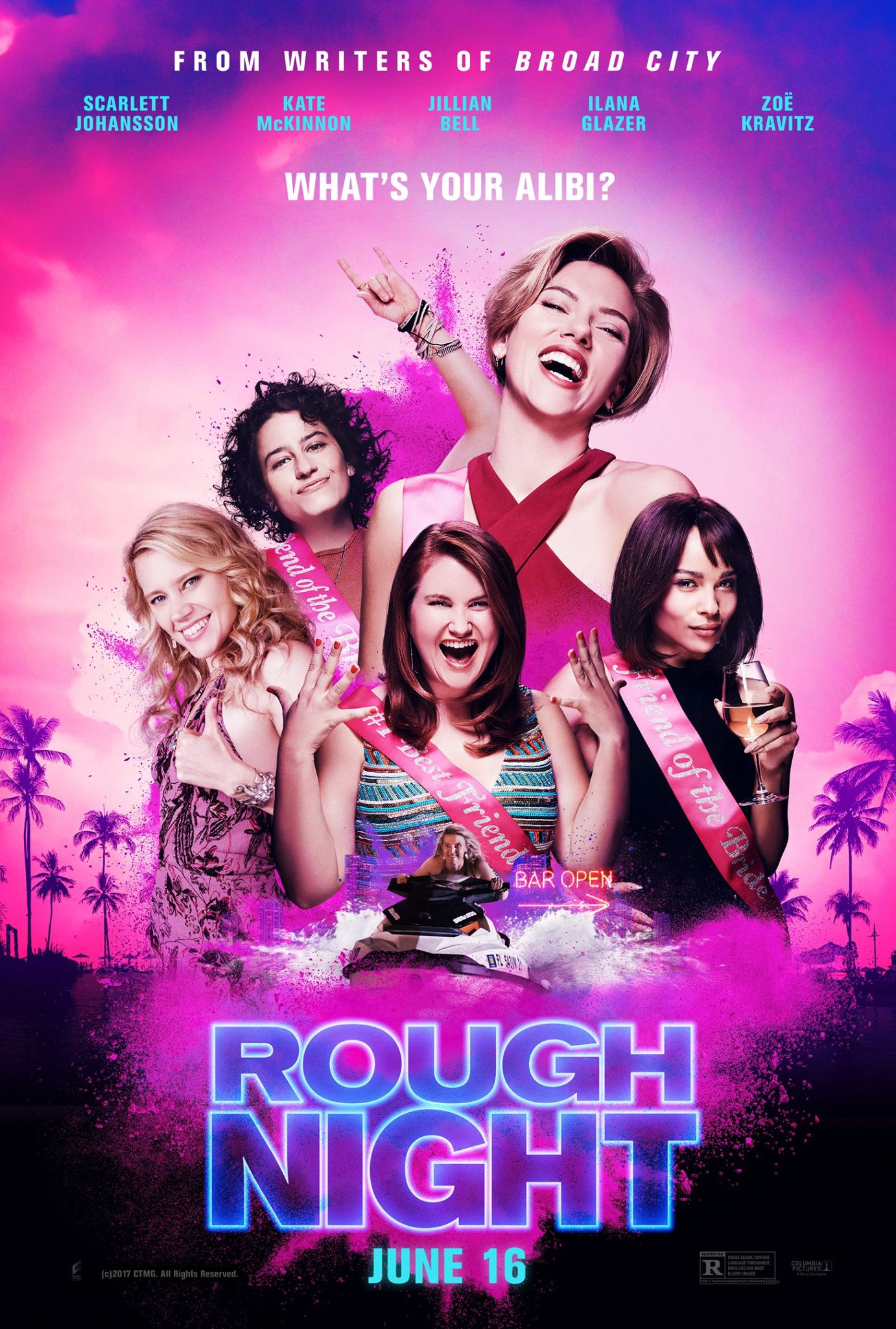 Rough Night - 2017-06-16 00:00:00