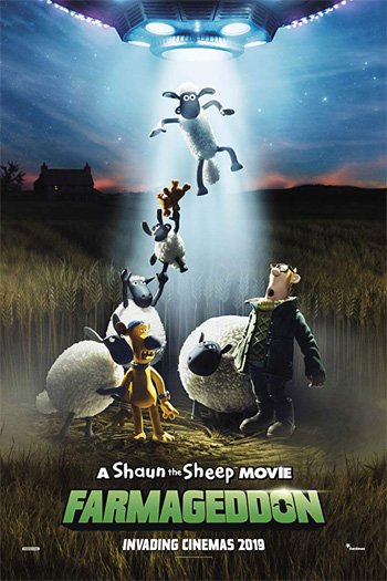 Shaun the Sheep Movie: Farmageddon - Apr 5, 2019