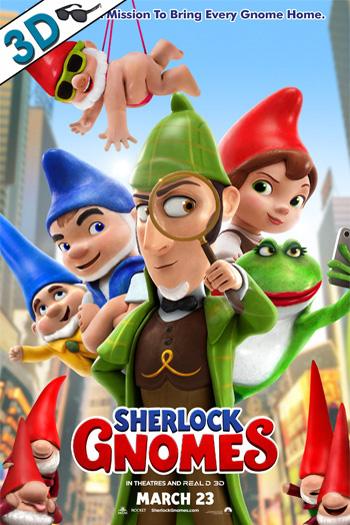 Sherlock Gnomes 3D - 2018-03-23 00:00:00