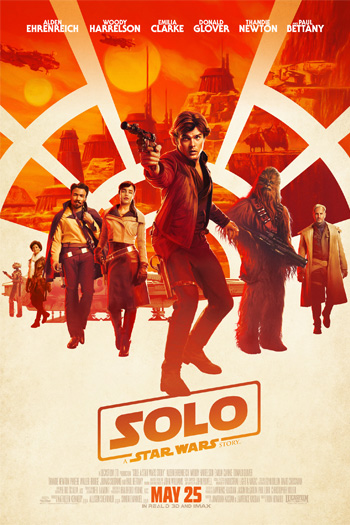 Solo: A Star Wars Story - 2018-05-25 00:00:00