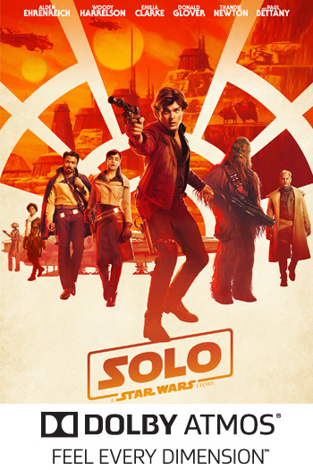 Solo: A Star Wars Story ATMOS