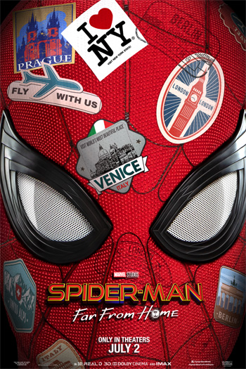 Spider-Man: Far From Home - 2019-07-02 00:00:00