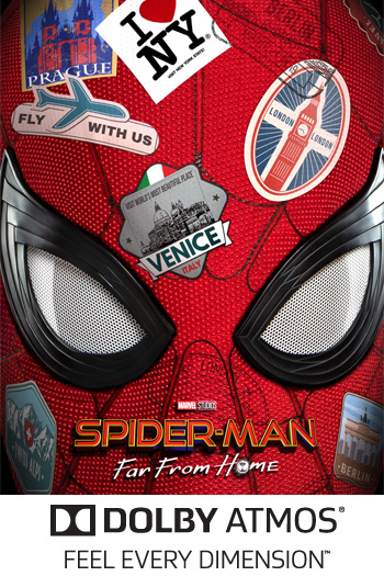 Spider-Man: Far From Home ATMOS - 2019-07-02 00:00:00