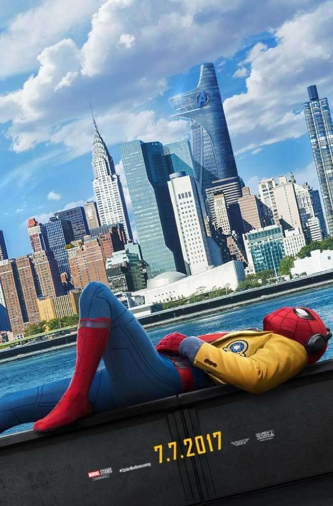 Spider-Man: Homecoming - Jul 7, 2017