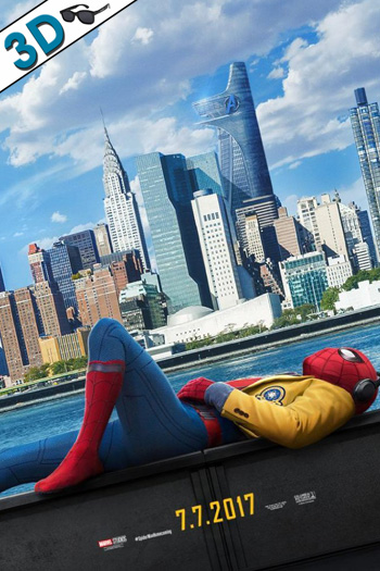 Spider-Man: Homecoming 3D - 2017-07-07 00:00:00
