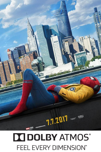Spider-Man: Homecoming ATMOS - 2017-07-07 00:00:00
