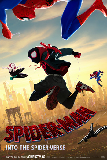 Spider-Man: Into the Spider-Verse - 2018-12-14 00:00:00