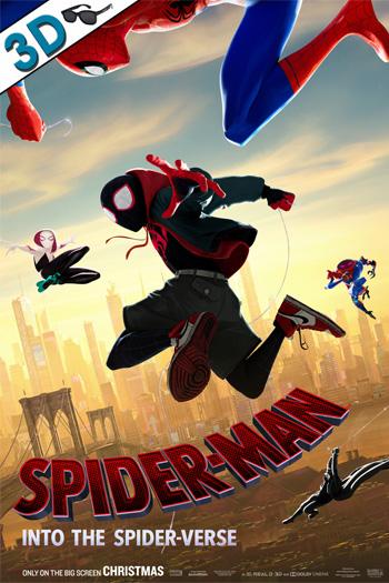 Spider-Man: Into the Spider-Verse 3D - 2018-12-14 00:00:00