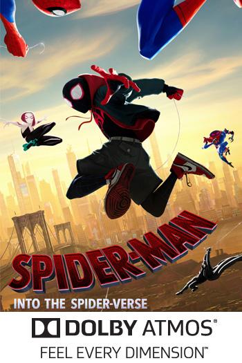 Spider-Man: Into the Spider-Verse ATMOS - 2018-12-14 00:00:00