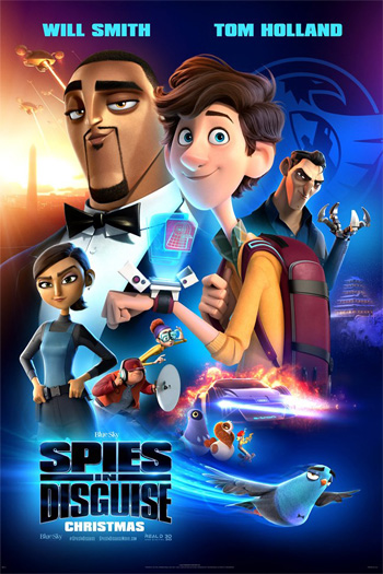 Spies in Disguise - 2019-12-25 00:00:00