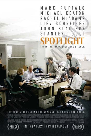 Spotlight - 2015-11-25 00:00:00