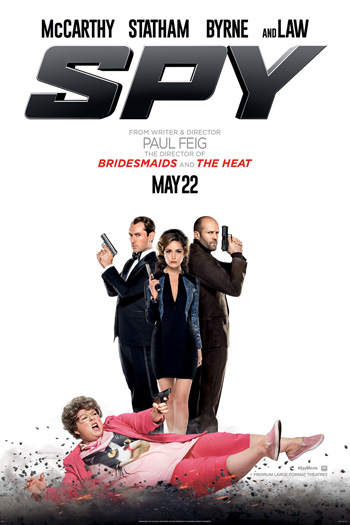 Spy - Jun 5, 2015