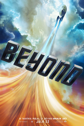 Star Trek Beyond - Jul 22, 2016