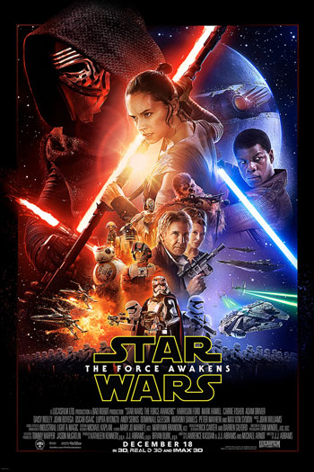 Star Wars The Force Awakens - 2015-12-18 00:00:00